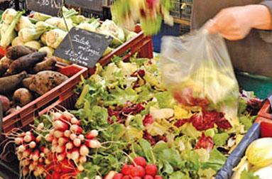 Fruits / Légumes et densité osseuse